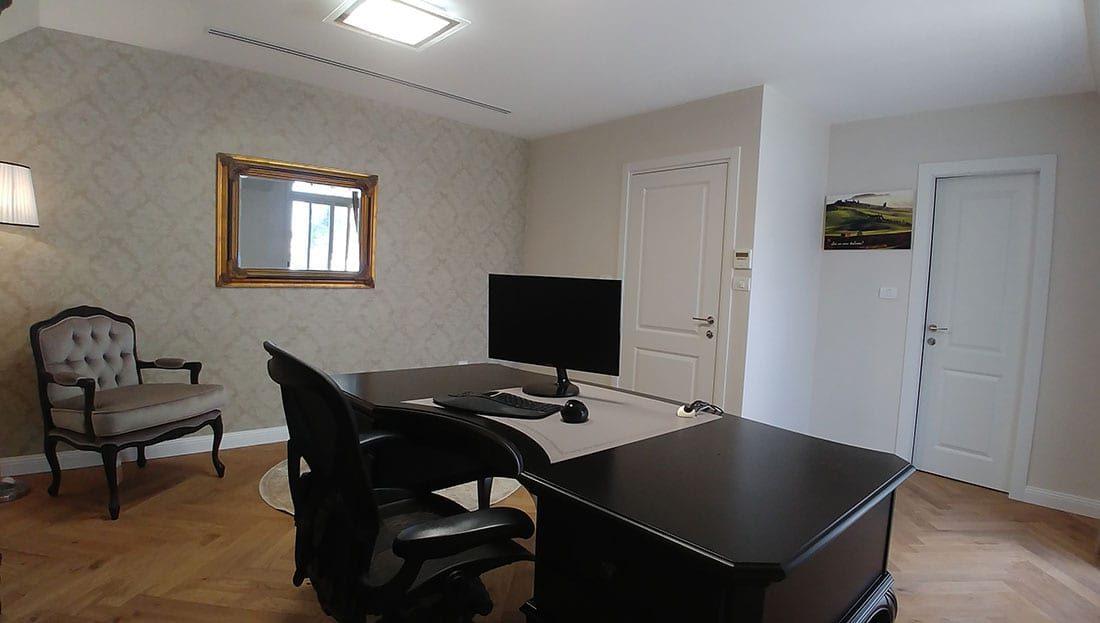 משרד בבית