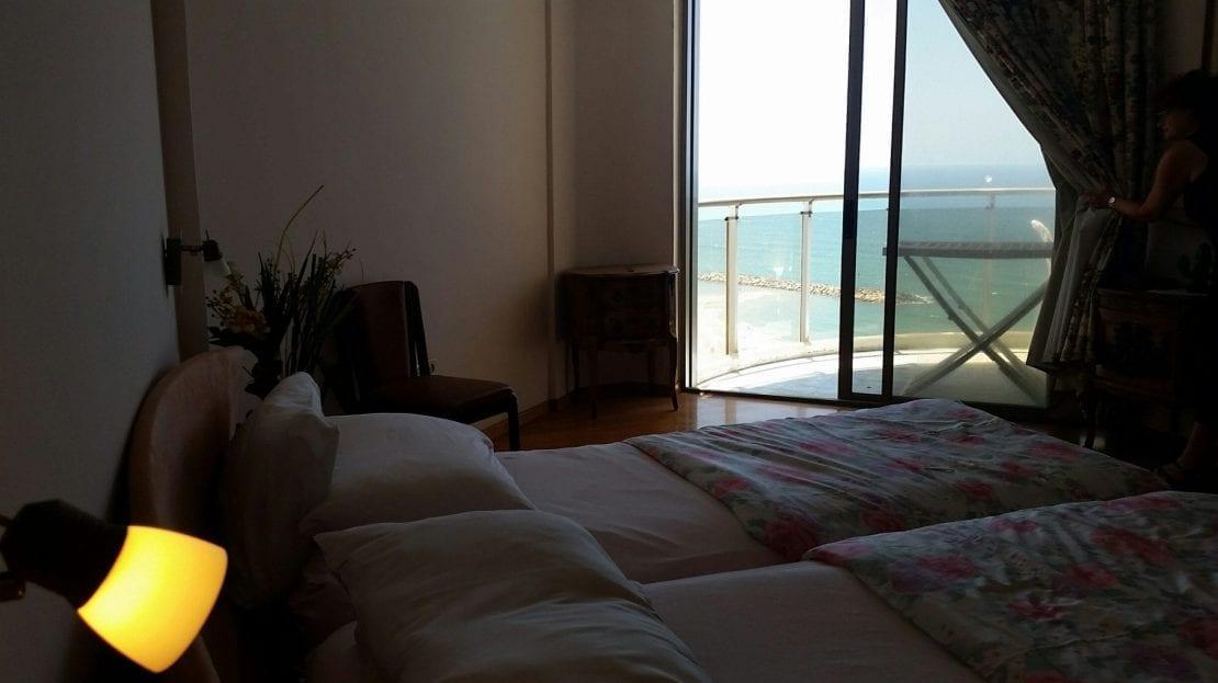 חדר בדירה במלון דניאל