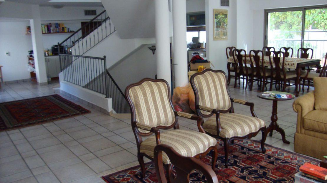 חדר הסלון