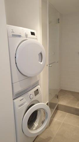חדר הכביסה בדירה במלון דניאל