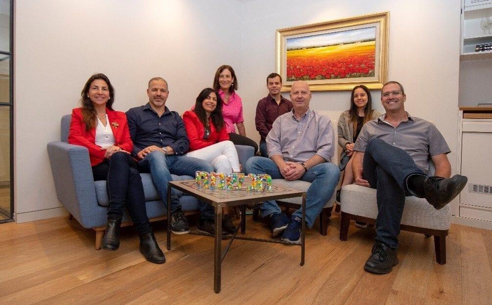 צוות אנגלו סכסון הרצליה פיתוח