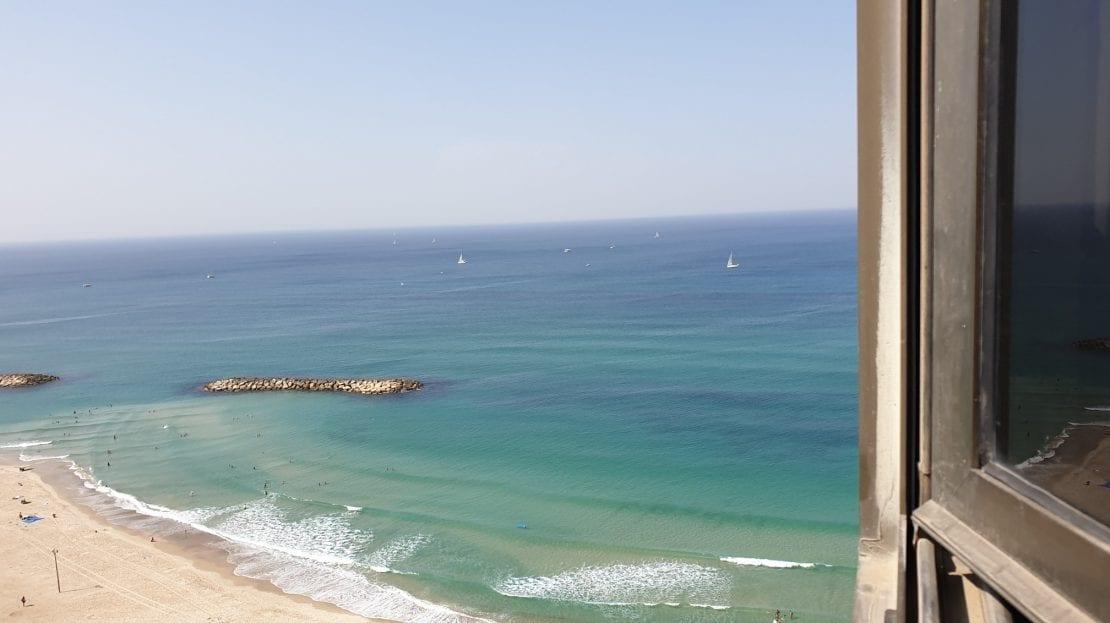 נוף לים